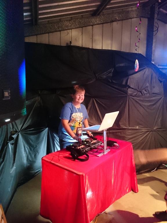 DJ Steve - Zacs 10th