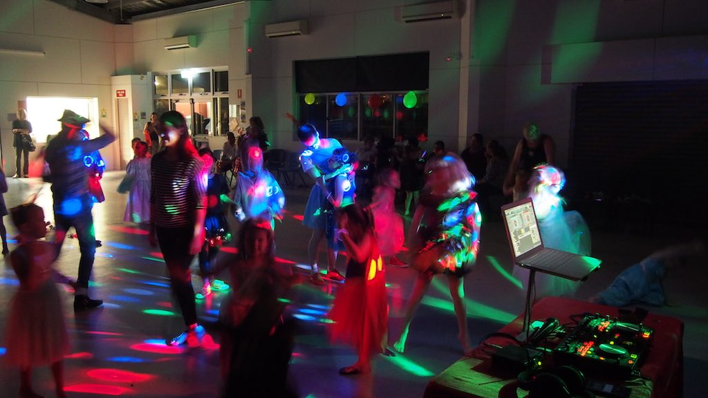 Redcliffe Physie Disco